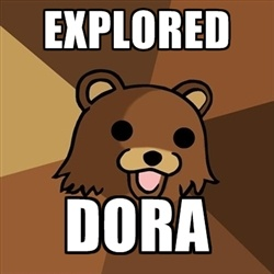 oh, Pedobear<-Oh Satanlord of darkness.