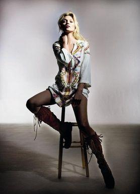 ケイト・モス×「トップショップ」、最新コレクションが30日発売! ファッション ニュースならMODE PRESS powered by AFPBB News