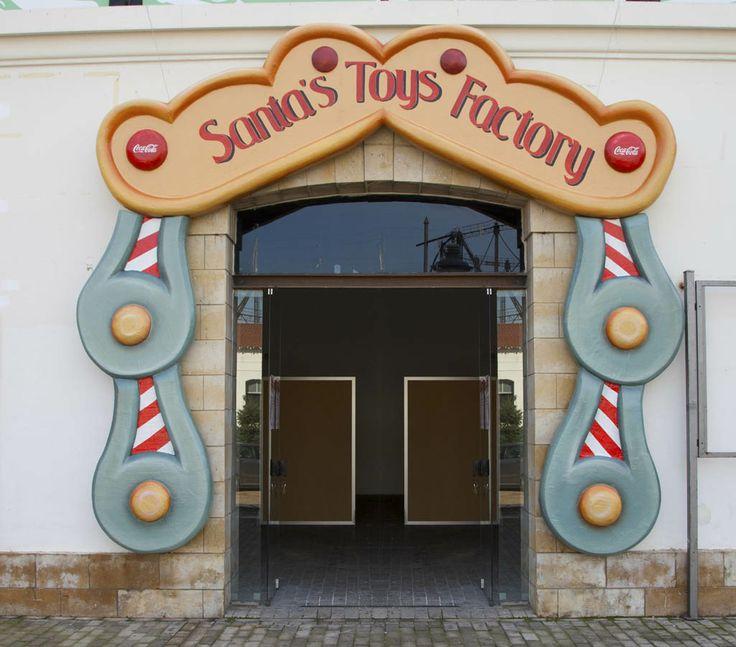 Santa's Toys Factory