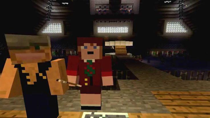 """Minecraft clip acdc """"Way to Deneb Drei"""""""