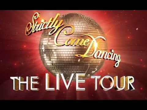 STRICTLY COME DANCING  THE LIVE TOUR - IT'S ALMOST TIME