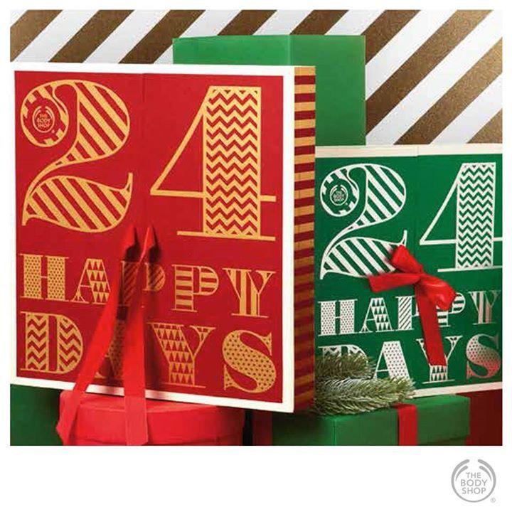 Un Noël avec #TheBodyShop ? On dit oui !