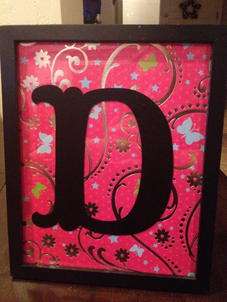 142 best glass crafts images on pinterest bricolage great ideas initial frame 8x10 frame with a vinyl letter cut out by cricut spiritdancerdesigns Gallery