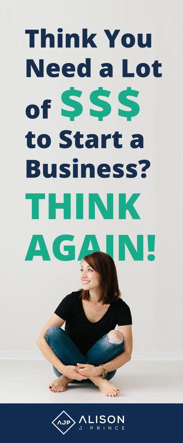 Money To Start An Online Business How Much Do You Need Online Business Business Tips Business