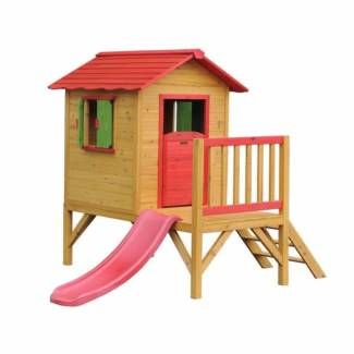 Lifespan Kids Wallaby Cubby House With Slide | Toys - Outdoor | Gumtree Australia Melbourne City - Melbourne CBD | 1119232763