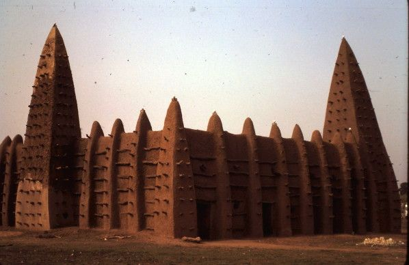 69 best african architecture images on pinterest for Architecture africaine