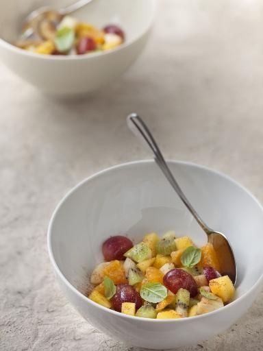 Recette de Salade de fruits hivernale