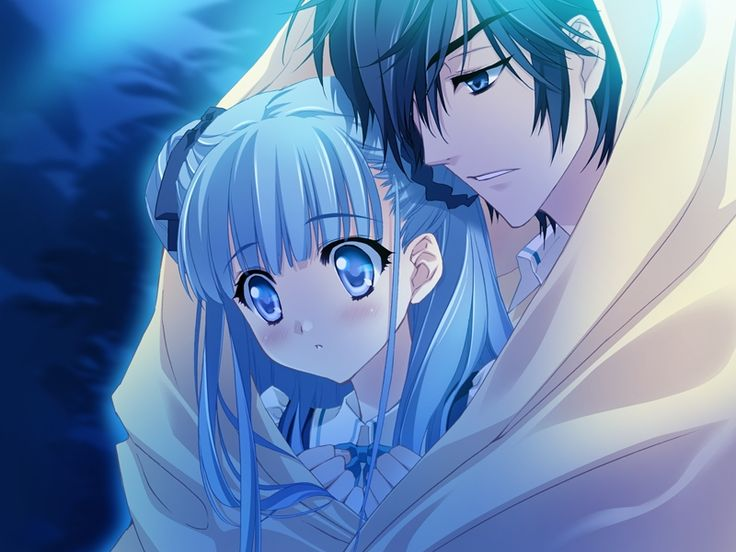 Anime Characters Hugging : Best anime couples images on pinterest