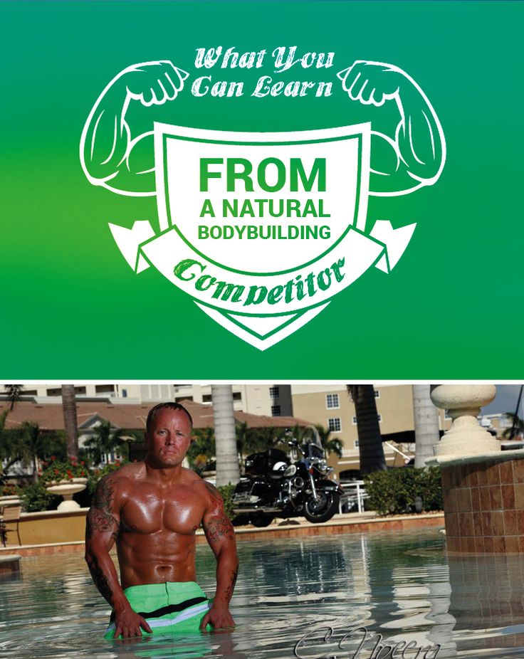 Natural bodybuilding is a difficult undertaking when competitors are pitted against the guys who use steroids, but there's a lot to learn from Ray Schilke.