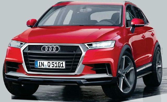 2014 Audi Q5 Interior Dimensions