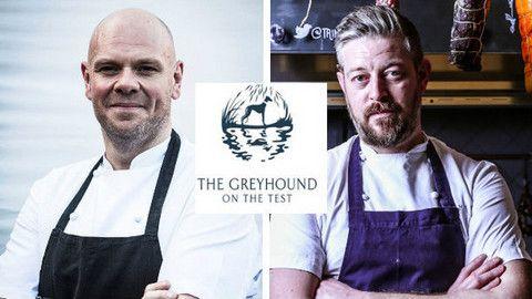 Tom Kerridge and Adam Byatt to cook at Greyhound pub for Alex Lewis Trust