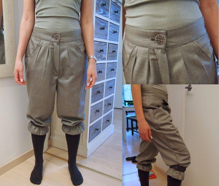 Milla pants by Nona K.