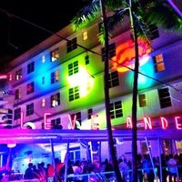 Photo taken at Clevelander South Beach Hotel and Bar by Kelly M. on 6/28/2013