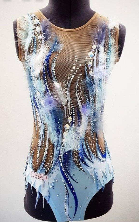 Купальники (костюмы) для художественной гимнастики — Купальники (Работы других швей!!!) взяты из инета | OK.RU