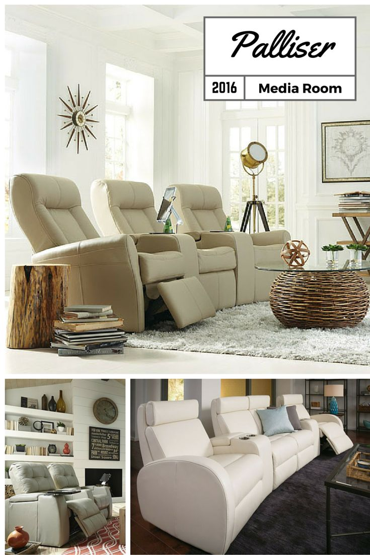 Best Ideas About Media Room Seating On Pinterest Media Rooms - Media room sofa