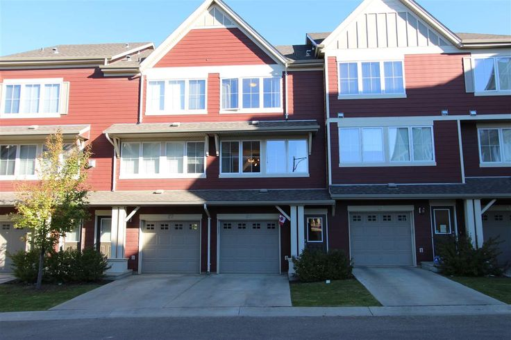 What do you think about this 2 bed Townhouse at 603 Watt Boulevard, Edmonton I found on http://www.zolo.ca for $279,900? Madeline M. Sarafinchan.   780-913-6595