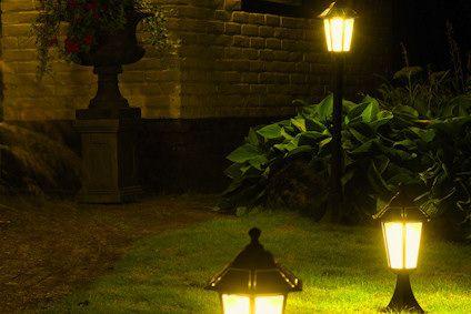 LED kertvilágítás