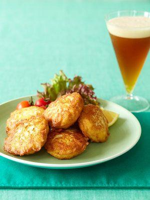 【ELLE a table】ふんわり麩チキンナゲットレシピ|エル・オンライン