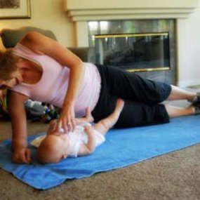 Top Ab Exercises for Postpartum Moms | Postpartum Exercise | Side Plank Pose | Parents Connect