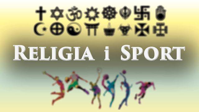 Filozofia sportu: Religia i sport w ujęciu filozoficznym.