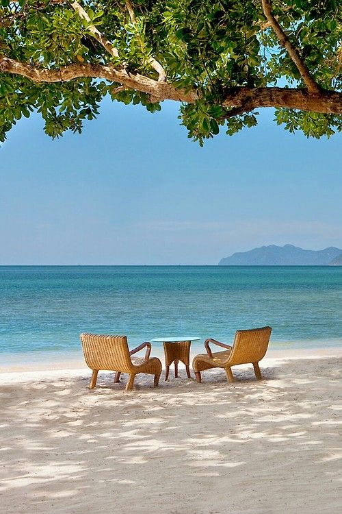 beautiful relaxing furniture. love the beachy chairs 627 best Relax images on Pinterest  Beach houses bum and