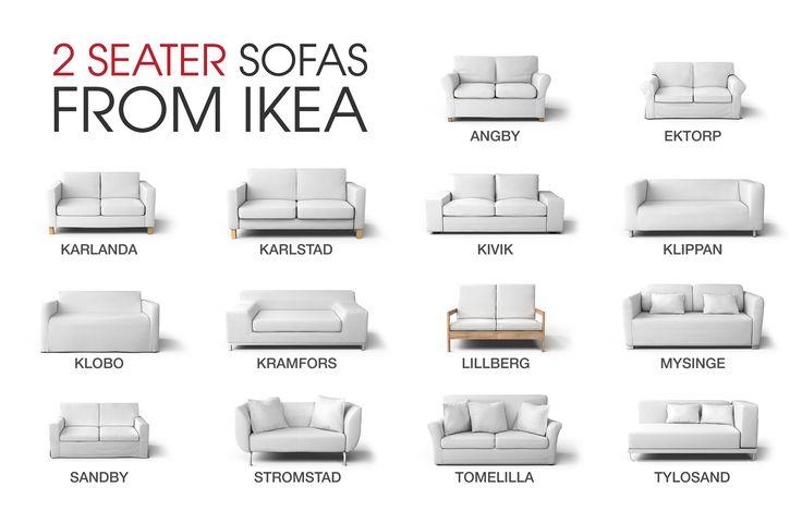Ektorp 2seat Sofa Bed Dimensions - NoteShares.com