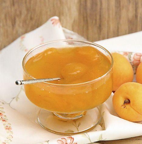 Варенье из абрикосов • Elaizik