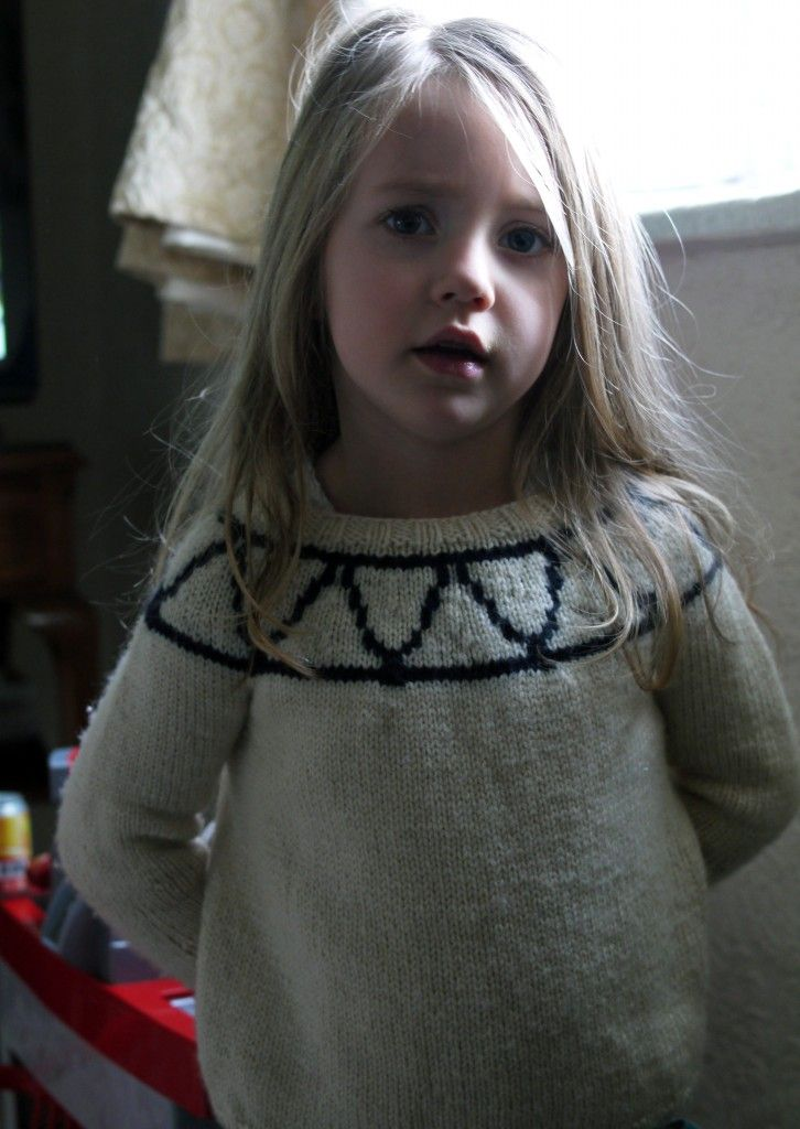 Knitting Pattern For Katie Morag Jumper : Anna Elliotts Katie Morag Sweater Making: Knits Pinterest Anna, Sw...