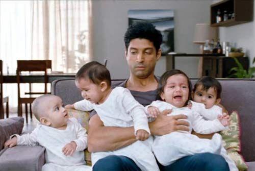 Farhan, Vidya in 'Shaadi Ke Side Effects' Movie Stills