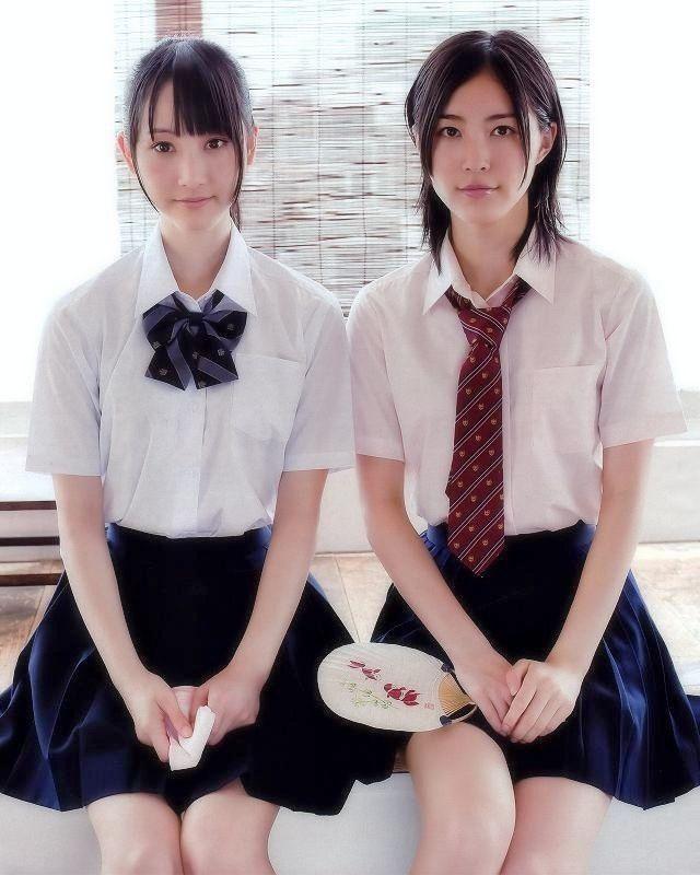 #Japanese School #Girls.