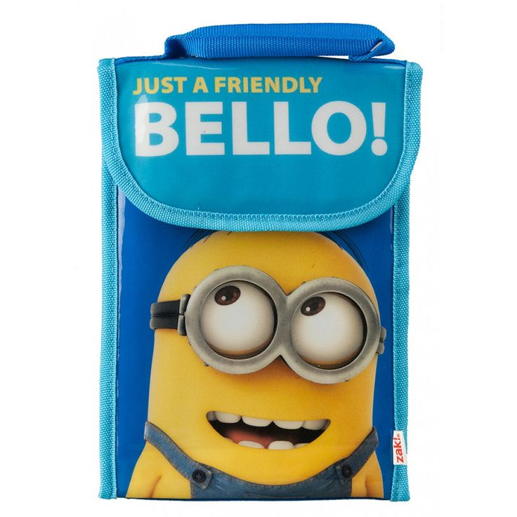 Minions Lunch Bag from Funstra Toys