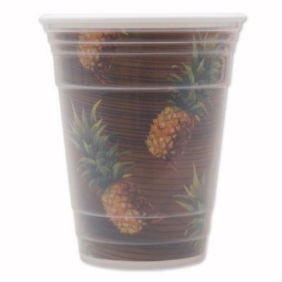 Pineapple Double-Wall Highball Glass