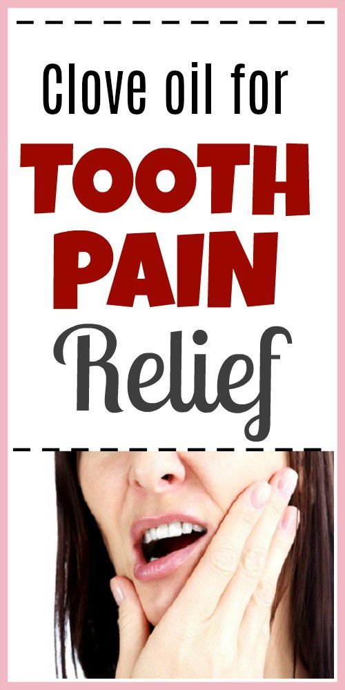 Clove Oil for Tooth Pain Relief