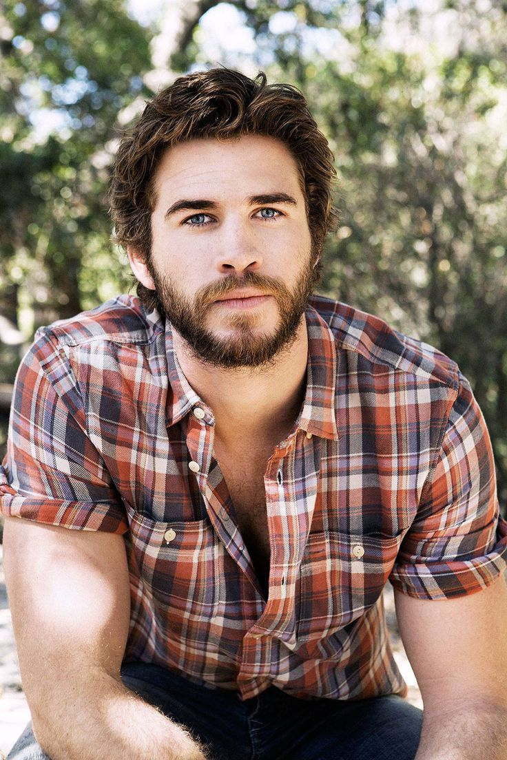 Liam Hemsworth by Kenneth Cappello