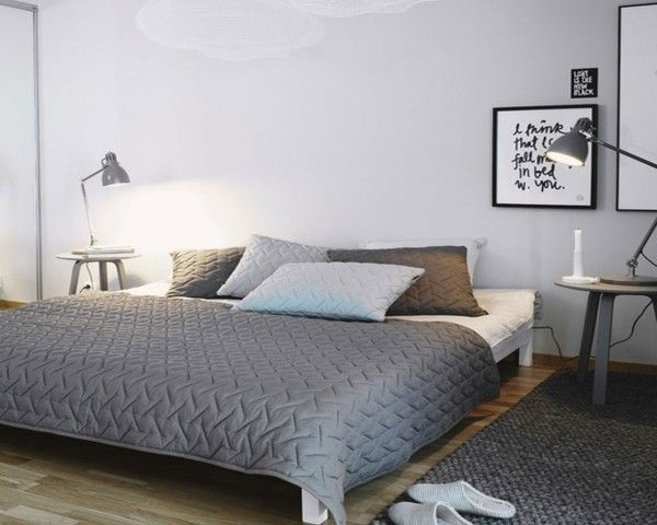Scandinavian Bedroom Decoration