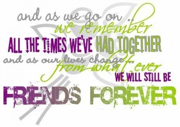 remembering forever my best friend She is there for me and every way shape and form she is my best friend i love my sister with all my heart she is my partner in crime lol when we get together skies the limit i am grateful for my sister cathy and also am thankful for each friend who is a special sister too.