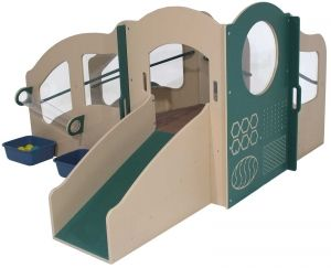 Infant Toddler Dream Playground, Natural Colors