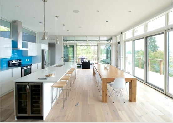 Lake Of The Woods Modern Kitchen Other Metro Challenger Living