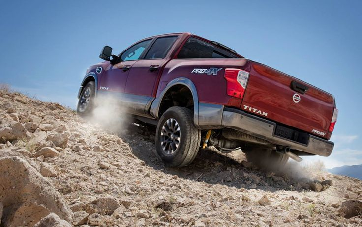 Where are you taking your Nissan Titan this weekend?
