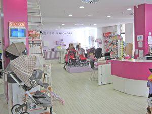 Alondra baby shop furniture alondra shop in shop - Alondra mobiliario infantil ...