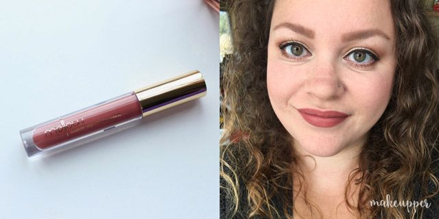 Mellow Cosmetics is a 100% vegan, cruelty free and paraben free makeup brand from New Zealand. They make a range of gorgeous products, one of which is the Mellow Matte Liquid Lip Paints. Auckland is a gorgeous mauvey, slightly terracotta nude that I seem to gravitate towards