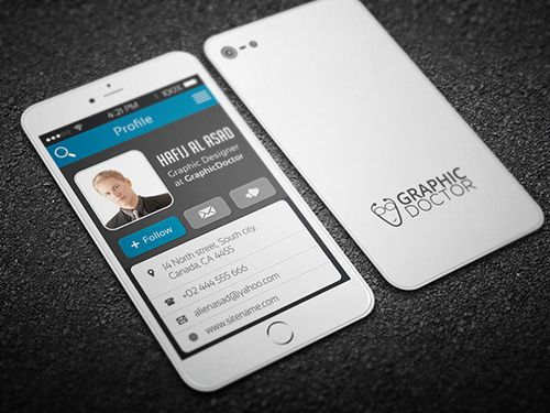 18 best business card inspiration images on pinterest lipsense iphone business card template reheart Gallery