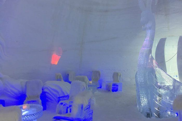 Kirkenes Snowhotel, Norway from Slideshow: The World's 10 Coolest (Literally) Ice Hotels