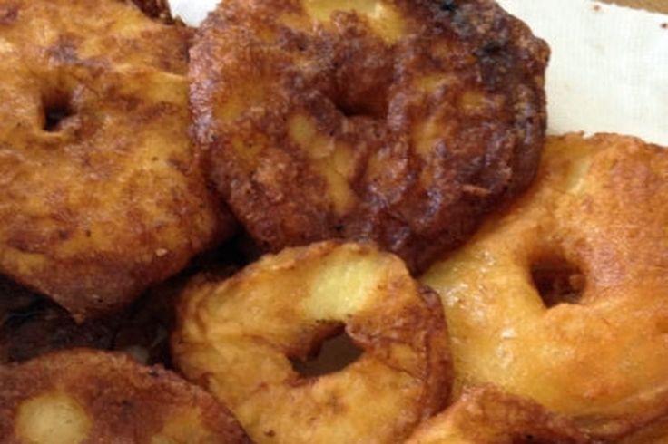 Recette de Beignets aux pommes du Carnaval : la recette facile