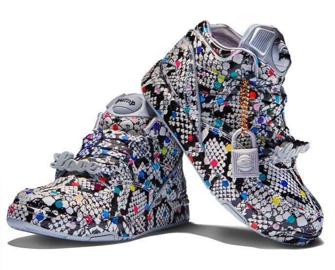 83b4ed24ece Melody Ehsani x Reebok Classic Pump Omni Lite Women Size US 11 Sneakers   Reebok  FashionSneakers