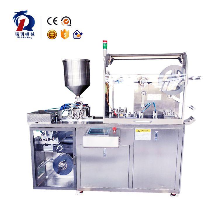 DPP-110L Automatic Honey Liquid Blister Packaging Machine