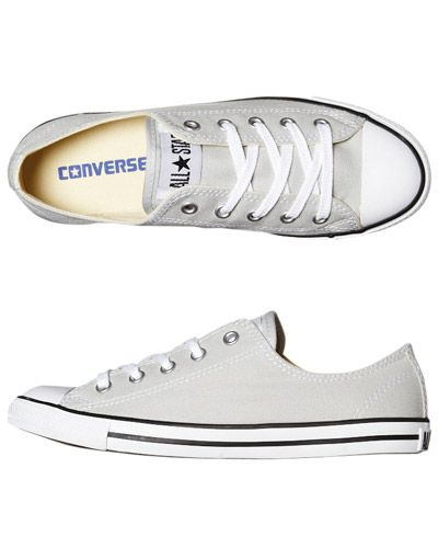 CONVERSE DAINTY SHOE - CLOUD GREY