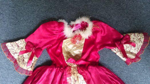 Šaty Disney Bella (Kráska a zvíře) 3-5 let - 1