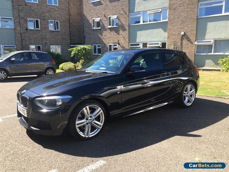 BMW 1 Series 2.0 125i M-Sport #bmw #mseries #forsale #unitedkingdom