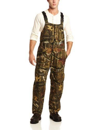 Mossy Oak Men's Insulated Bib Overall Reviews - OMJ Outdoors